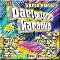 Party Tyme Karaoke - Party Tyme Karaoke - Super Hits 31