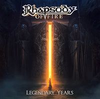 Rhapsody Of Fire - Legendary Years (Bonus Track) (Jpn)