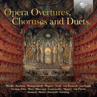 Roberto Scandiuzzi, Bass - Opera Overtures / Choruses & Duets (3pk)