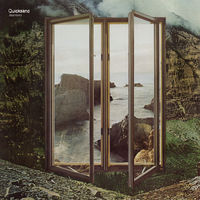 Quicksand - Interiors [Indie Exclusive Limited Edition Clear with Black Smoke LP]