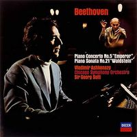 Beethoven / Vladimir Ashkenazy - Beethoven: Concerto 5 Emperor (Rubd) (Jpn)