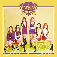 April - Oh-E-Oh (Version A) (Jpn)
