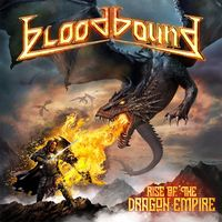 Bloodbound - Rise Of The Dragon Empire [Limited Edition] [Digipak]