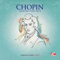 Chopin - Waltz for Piano Op 34