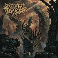 Skeletal Remains - Devouring Mortality (Ger)