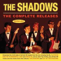 Shadows - Complete Releases 1959-62