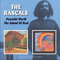 Rascals - Peaceful World/Island Of Real [Import]