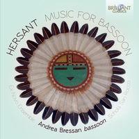 Ex Novo Ensemble - Hersant: Music For Bassoon (Uk)