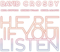 David Crosby - Here If You Listen [LP]
