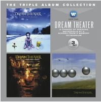Dream Theater - Triple Album Collection [Import]