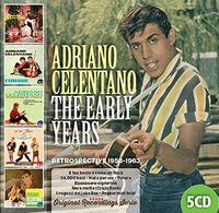 Adriano Celentano - Early Years 1958-1963