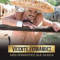 Vicente Fernandez - Mas Romantico Que Nunca