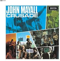 John Mayall & The Bluesbreakers - Crusade