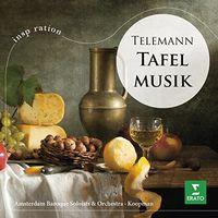 Ton Koopman - Tafelmusik (Ita)