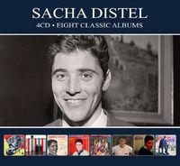 Sacha Distel - 8 Classic Albums (Ger)