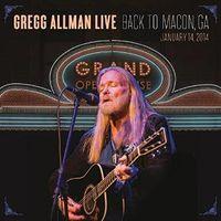 Gregg Allman - Gregg Allman Live: Back To Macon, GA [2 CD]