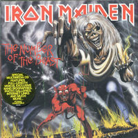 Iron Maiden - Number Of The Beast [Import]