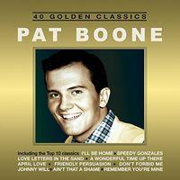 Pat Boone - 40 Golden Classics