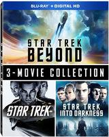 Star Trek - Star Trek Beyond: 3-Movie Collection