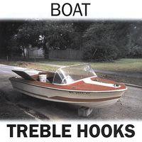 Boat - Treble Hooks
