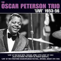 Oscar Peterson - Trio: Live 1953-56