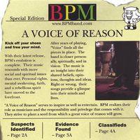 Bpm - Voice of Reason