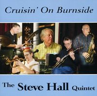 Steve Hall - Cruisin' on Burnside
