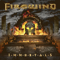 Firewind - Immortals [Red Vinyl]