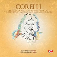Corelli - Sonata 12 Violin Piano D minor / Folies D'espagne
