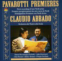 Luciano Pavarotti - Pavarotti Sings Rare Verdi Arias