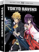 Caitlin Glass - Tokyo Ravens: The Complete Series (8pc) (W/Dvd)
