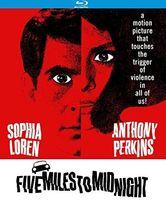 Five Miles to Midnight (1962) - Five Miles to Midnight