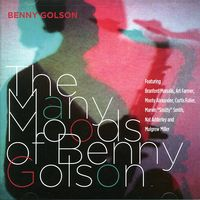 Benny Golson - Many Moods of Benny Golson