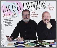 Various Artists - Las 66 Favoritas De Jose María Íñigo Y José Ramón Pardo, Vol. 2 (1958-1962) [Remastered]