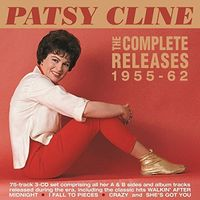 Patsy Cline - Patsy Cline  ?- The Complete Releases 1955-62