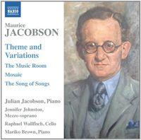Julian Jacobson - Chamber Music & Songs