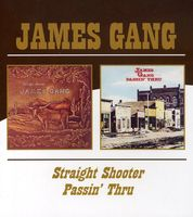 James Gang - Straight Shooter/Passin' Thru [Import]