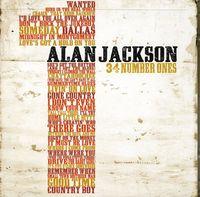 Alan Jackson - 34 Number Ones [Import]