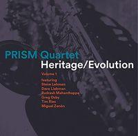 Prism Quartet - Heritage / Evolution 1