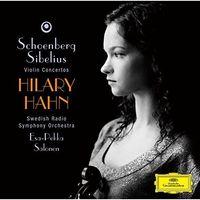 Hilary Hahn - Schoenberg & Sibelius: Violin Concertos (Shm)