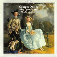 G. Onslow - String Quartets 2