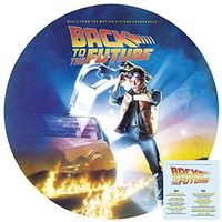 Various Artists - Back To The Future [LP Picture Disc Reissue Soundtrack]