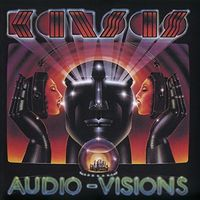 Kansas - Audio-Visions [Import]