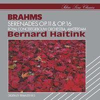 Brahms - Brahms: Serenades Op 11 & Op 16 (Hol)