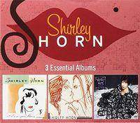 Shirley Horn - 3 Essential Albums (Ita)