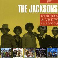 The Jacksons - Original Album Classics [Import]