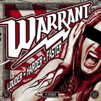 Warrant - Louder Harder Faster (Blk) (Gate) (Ltd)