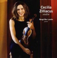 Cecilia Zilliacus - Violin Recital