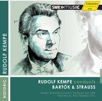 Rudolf Kempe - Kempe Conducts Bartok & Strauss