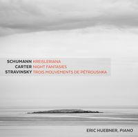 Eric Huebner - Piano Works
